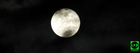 Taka była ostatnia zimowa pełnia Księżyca