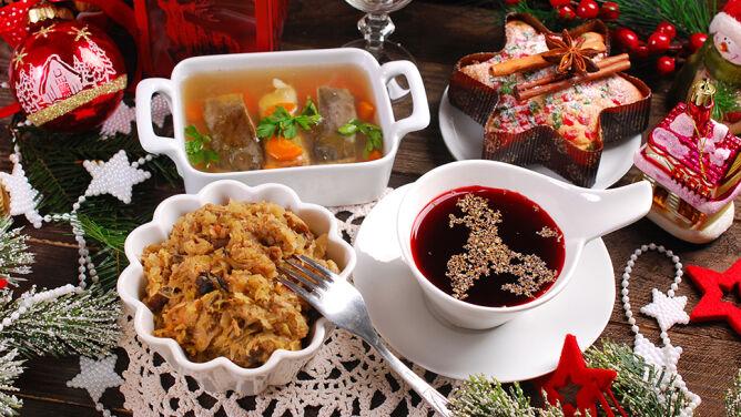 Ciesz się świątecznym jedzeniem bez poczucia winy. Dietetyk radzi, jak to zrobić