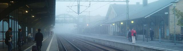 Mgły w połowie kraju. Ostrzeżenia