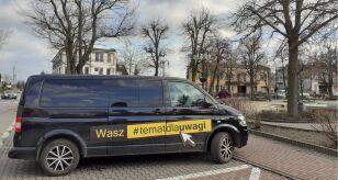 Bus #tematdlauwagi w Tłuszczu i Łochowie